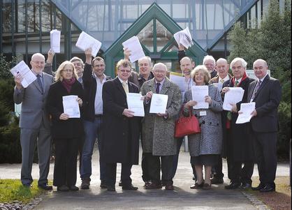 Garden Tax Petition Group (Sally Morgan)