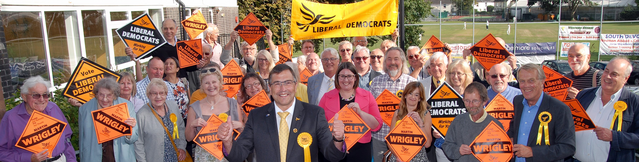 Lib Dem selection Meeting Banner