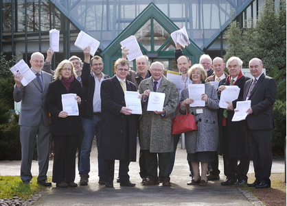 Garden Tax Petition Group (Sally Morgan)