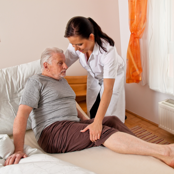 Care workers at risk